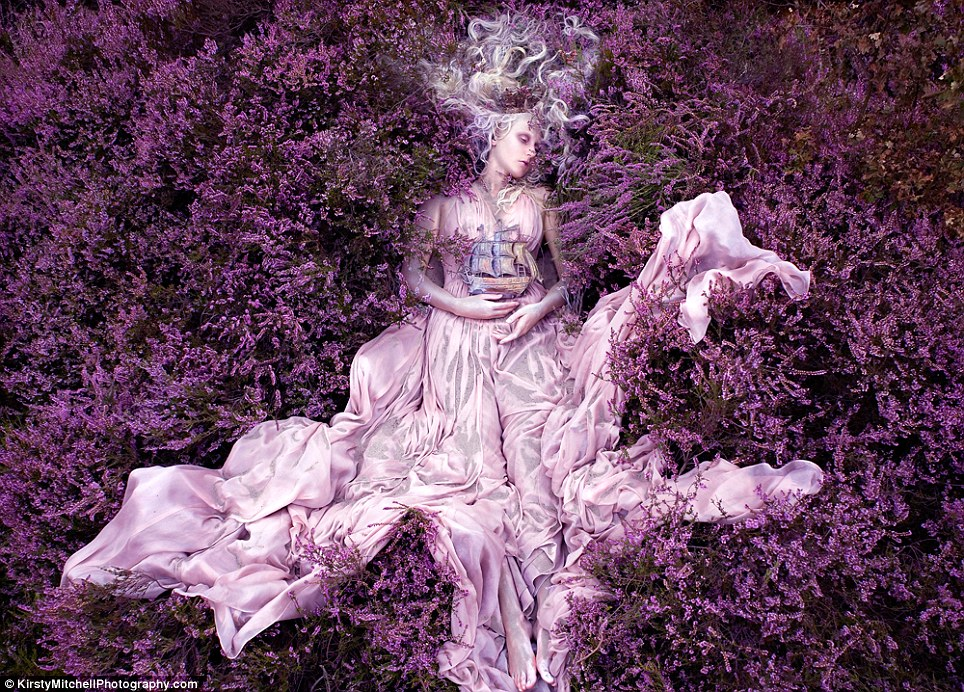 The Wonderland of Kirsty Mitchell