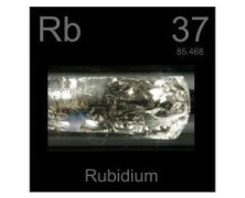 The Dynamic Flow of Rubidium