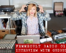 Gudrun Gut, Electronic Musician [Podcast Interview]