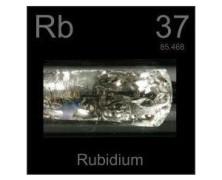 The Dynamic Flow of Rubidium