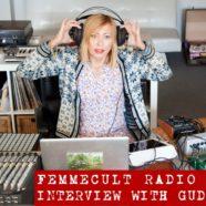 Gudrun Gut, Electronic Musician [Podcast Interview]